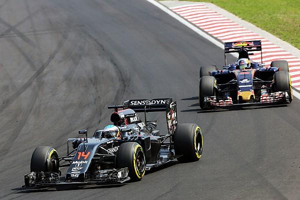 Formula 1 Sainz: McLaren's rate of development