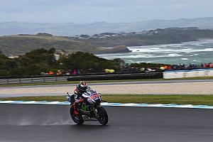 MotoGP Breaking news Lorenzo admits: