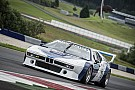 Vintage Gallery: Berger and Quester test BMW M1 Procars at Spielberg