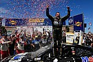 Tony Stewart moves Hamlin and ends three-year winless streak