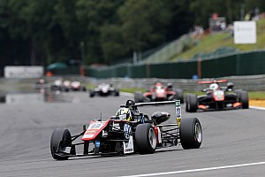 F3 Europe Race report Spa F3: Eriksson takes maiden win as Russell bogs down