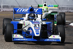 Pro Mazda Breaking news JDC confirms Cevallos for remainder of season