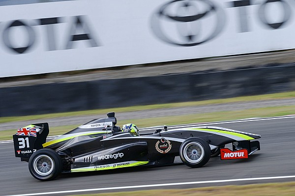 Other open wheel Manfeild TRS: Leitch wins, Norris crowned champion