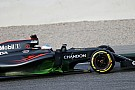 McLaren: Size zero not compromised by new Honda engine