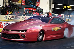 NHRA Breaking news New Pro Stock Chevrolet Camaro SS revealed