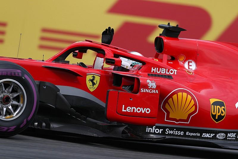 Formula 1, l'ottimismo di Vettel: