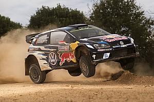 WRC Leg report Argentina WRC: Latvala heads Paddon as Ogier drops back