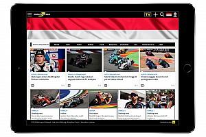 General Motorsport.com news Motorsport.com expands global readership with the launch of Motorsport.com - INDONESIA