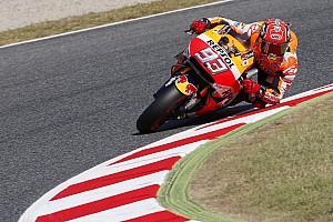 MotoGP Breaking news Marquez admits Honda upgrades didn't work in testing