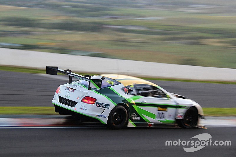 Bathurst 12 Hour: Bentley back in front with three hours to go