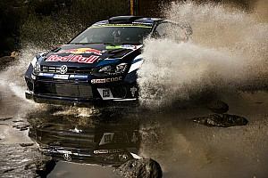 WRC Leg report Mexico WRC: Latvala leads by half a minute, Neuville crashes out