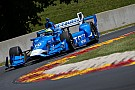 Kanaan leads Ganassi 1-2 in third practice at Road America