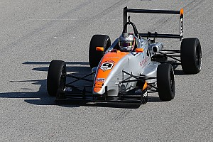 USF2000 Race report Fast, flawless Franzoni conquers Toronto