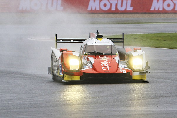 European Le Mans Qualifying report Silverstone ELMS: Beche delivers pole for Thiriet by TDS