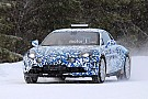 Auto Des photos espion de la future Alpine