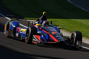IndyCar Breaking news Vasser impressed with rookies Brabham and Wilson