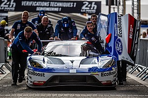 Le Mans Breaking news Corvette's Magnussen accuses Ford of sandbagging to gain performance