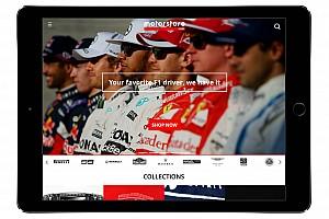 Motorsport Network lance sa plateforme de commerce en ligne, Motorstore.com