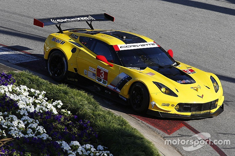 corvette racing at monterey gtlm points lead heading to. Black Bedroom Furniture Sets. Home Design Ideas