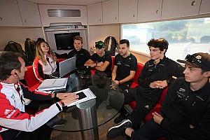 Carrera Cup Italia Ultime notizie Briefing time per i piloti dello Scholarship Programme