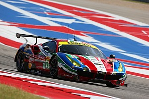 WEC Special feature Sam Bird column: Damage limitation for Ferrari's WEC campaign