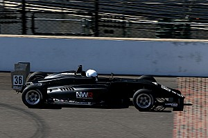 USF2000 Breaking news Newman Wachs proud of return after six-year hiatus