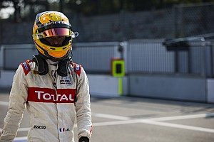 GP2 Breaking news Pic handed grid penalty for Canamasas crash