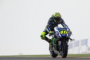 MotoGP Breaking news Rossi: Honda has race pace advantage at Aragon