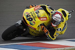 MotoGP Interview Rins says interest from MotoGP teams a