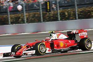 Formula 1 Race report Ferrari: Raikkonen on the podium in Sochi
