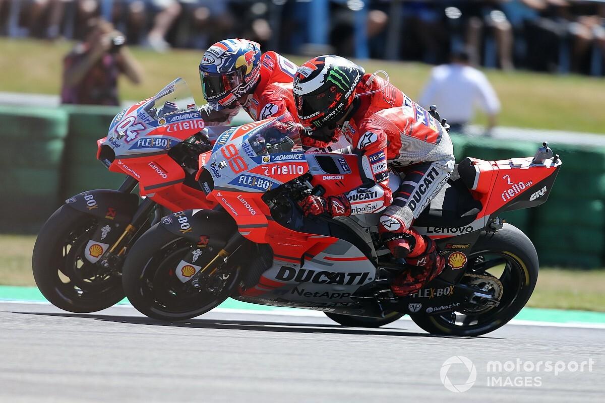 GP de République tchèque: 2e victoire de la saison pour Andrea Dovizioso