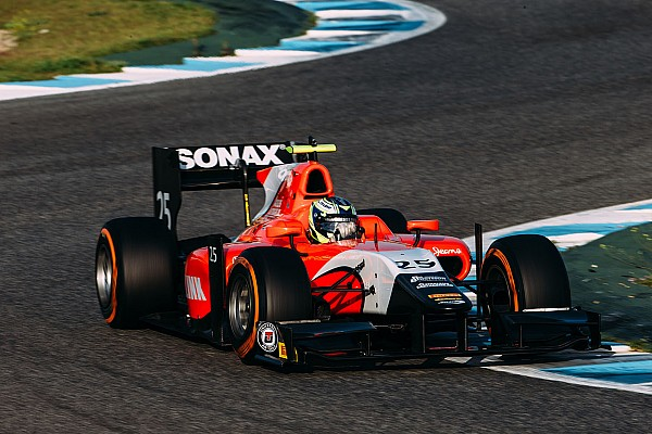GP2 Arden signs Eriksson and Jeffri for GP2 campaign