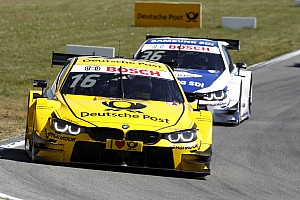 DTM Breaking news Glock disqualified from second place in Race 2
