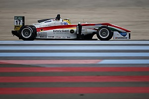 F3 Europe Qualifying report Paul Ricard F3: Gunther completes Prema hat-trick with double pole