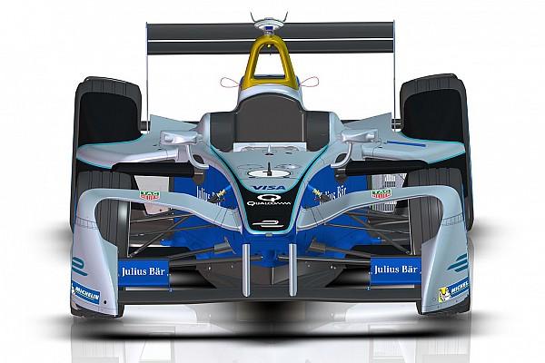 """Formel E News """"Die Formel E will anders sein"""": Weitere Bilder zum neuen Frontflügel"""