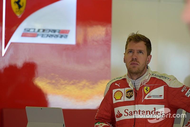 Феттель не зміг пояснити погану швидкість Ferrari