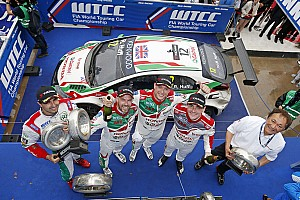 WTCC Breaking news Honda 1-2-3 matters more than whoever won, says Michelisz