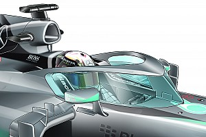 F1 considers adding canopy to 'Halo' closed cockpit design