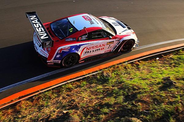 Endurance Bathurst 12 Hour: Nissan in control at the half-way mark