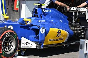 Formula 1 Analysis Bite-size tech: Sauber C35 airflow conditioners