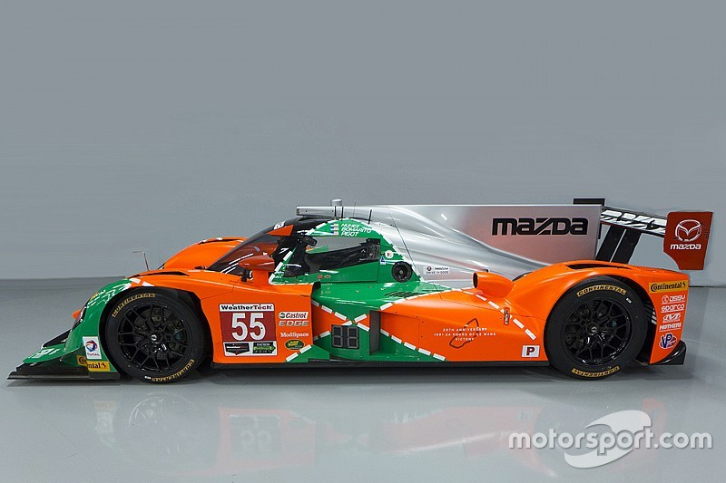 mazda to honor 25th anniversary of le mans win at watkins glen. Black Bedroom Furniture Sets. Home Design Ideas