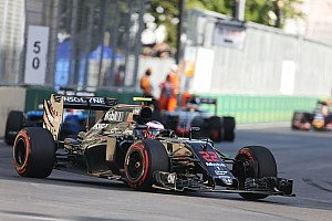 Formula 1 Race report McLaren Honda: Again... just one position outside the points