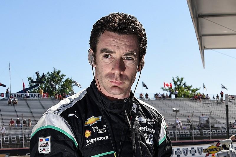 Pagenaud would like to try a NASCAR oval race