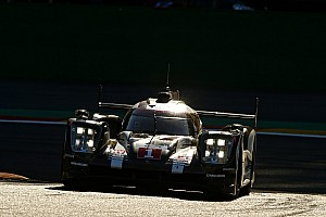 WEC Practice report Porsche debuts Le Mans package in Spa