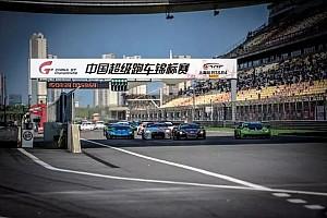 中国GT 比赛报告 China GT 上海站:董荷斌豪取两连胜,凌睿300+称雄GTC
