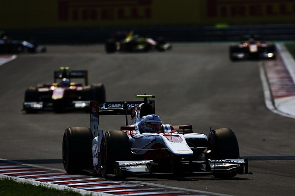 GP2 Hockenheim GP2: Sirotkin beats Gasly to pole by 0.016s