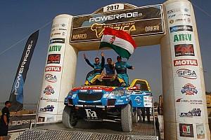 Cross-Country Rally BRÉKING Africa Eco Race: kategória második lett a Szalay-Bunkoczi páros