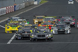 Asian GT Race report Lights to flag GT Asia Series victory for Fong and Kim at Okayama