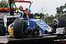 Formula 1 Ericsson to start Hungarian GP from pitlane