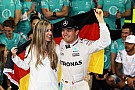 Newly-crowned champion Rosberg retires from Formula 1